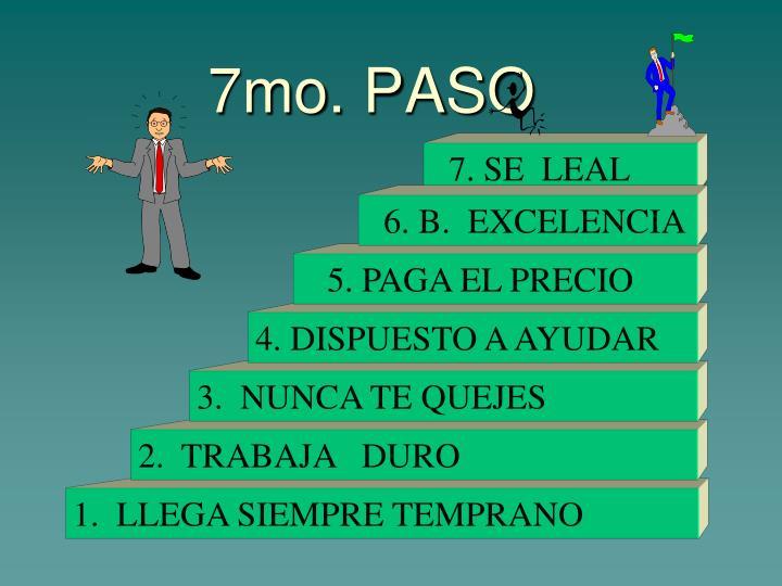 7mo. PASO
