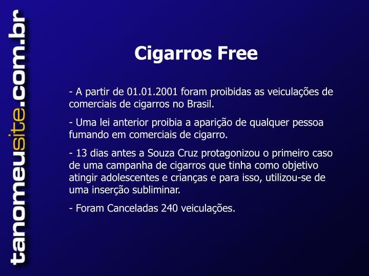 Cigarros Free