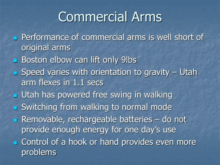 Commercial Arms
