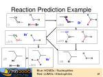 reaction prediction example1