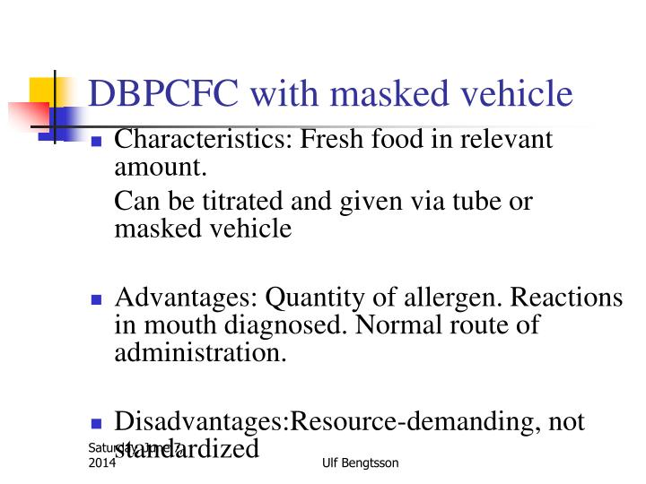 DBPCFC with masked vehicle