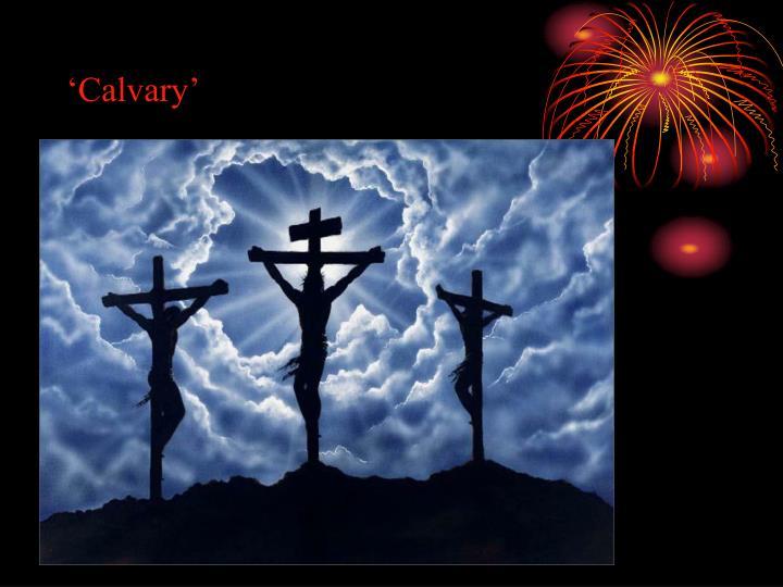 'Calvary'