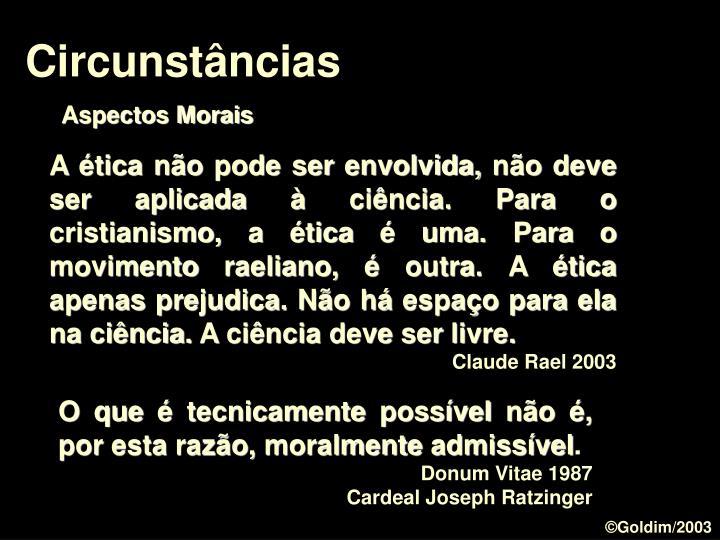 Circunstâncias
