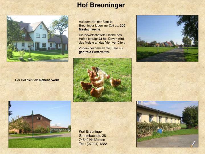 Hof Breuninger