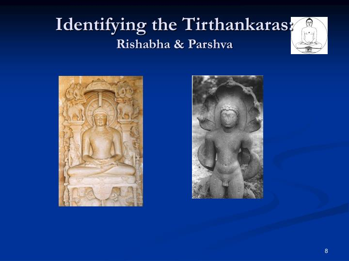 Identifying the Tirthankaras: