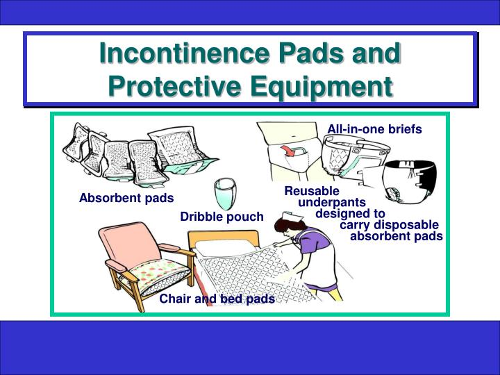 Incontinence Pads and