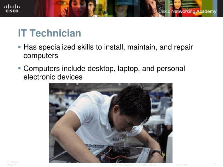 IT Technician