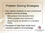 problem solving strategies1