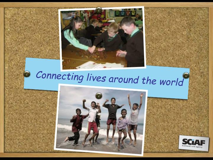 Connecting lives around the world