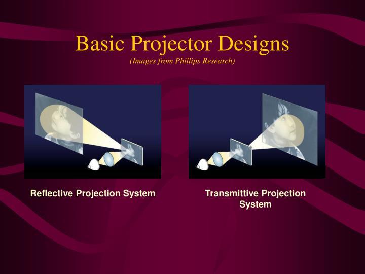 Basic Projector Designs