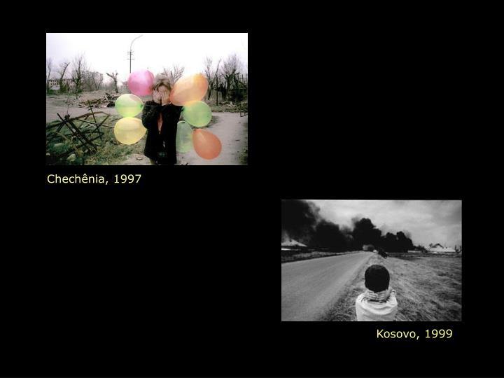 Chechênia, 1997