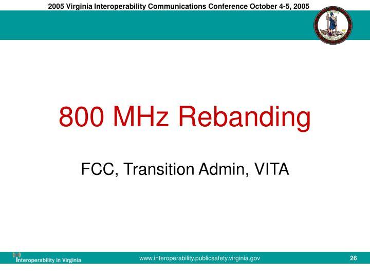 2005 Virginia Interoperability Communications