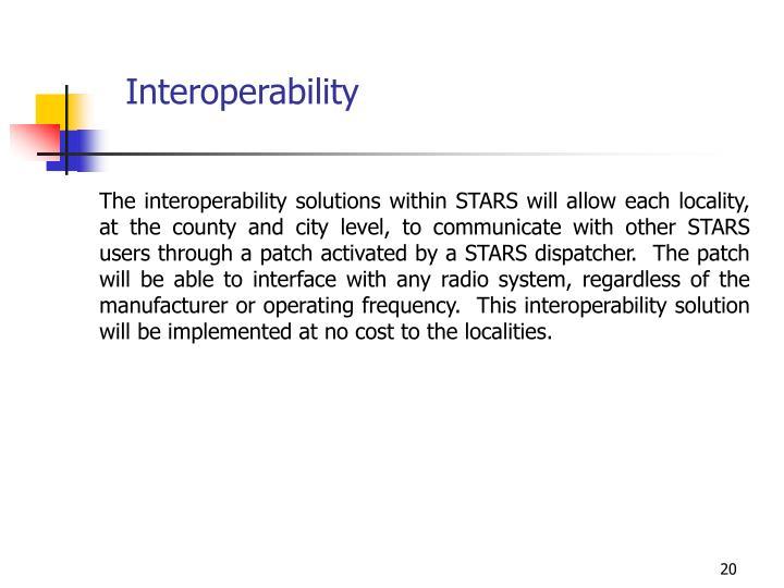 Interoperability