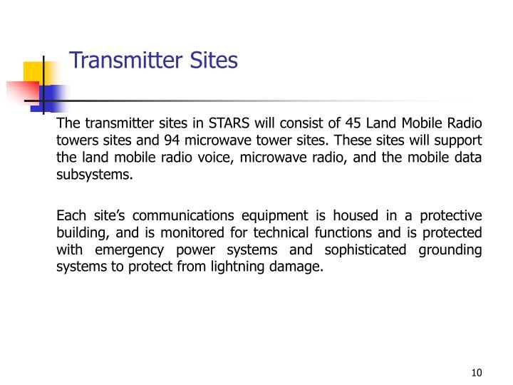 Transmitter Sites