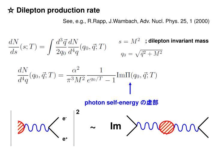 ; dilepton invariant mass