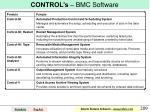 control s bmc software