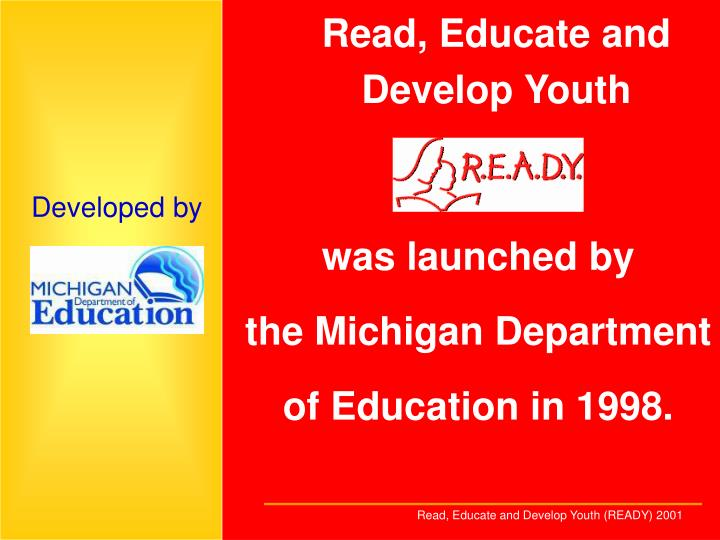 Read, Educate and