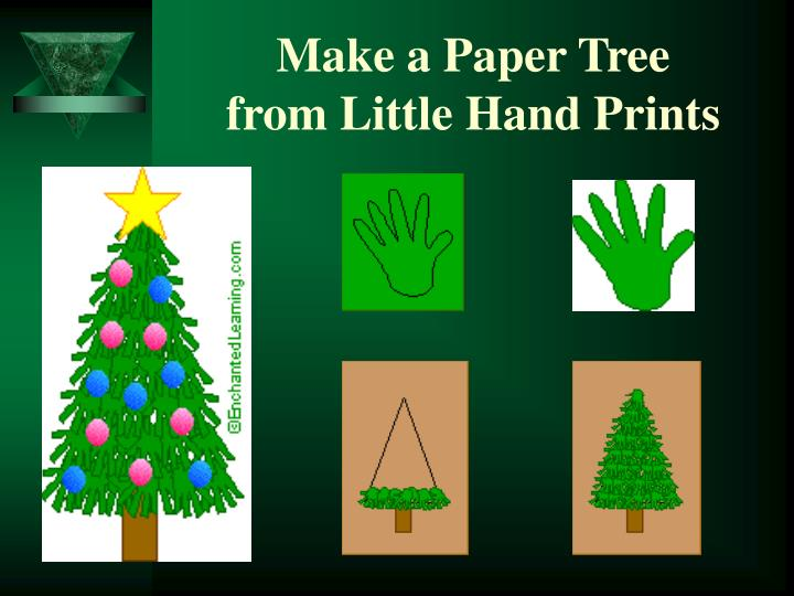 Make a Paper Tree