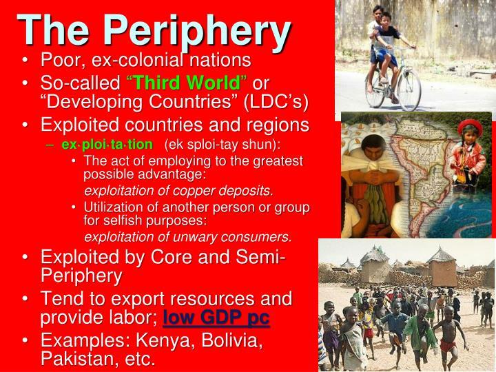 The Periphery