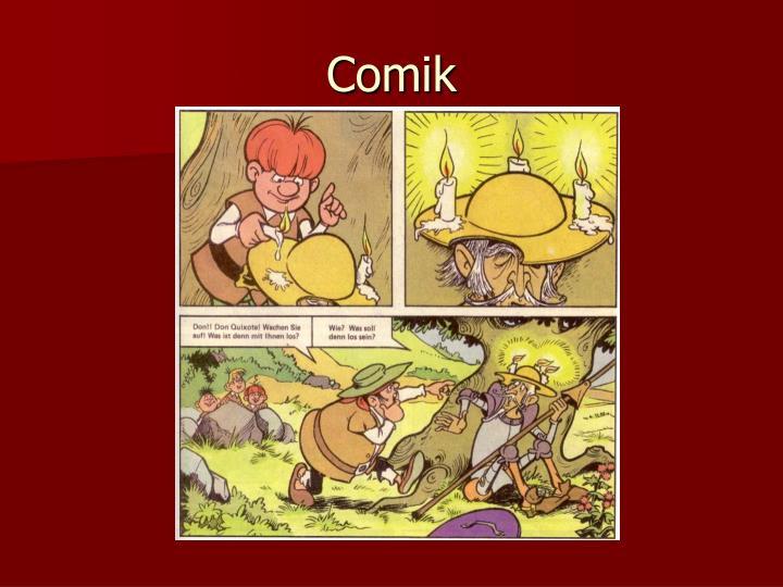 Comik