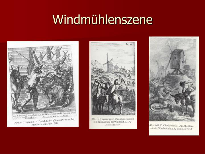 Windmühlenszene