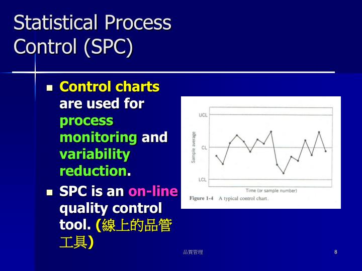 Statistical Process