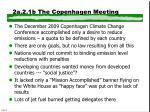 2a 2 1b the copenhagen meeting