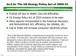 2a 2 2c the us energy policy act of 2009 10