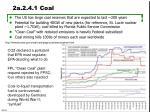 2a 2 4 1 coal
