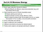 2a 2 4 10 biomass energy