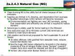 2a 2 4 3 natural gas ng