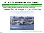 2a 2 4 6 1 land onshore wind energy