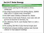 2a 2 4 7 solar energy