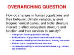 overarching question1