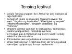 tensing festival1
