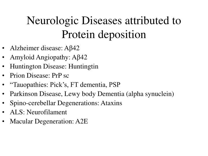Alzheimer disease: A