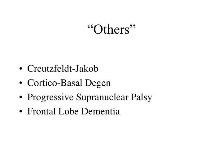 """""""Others"""""""