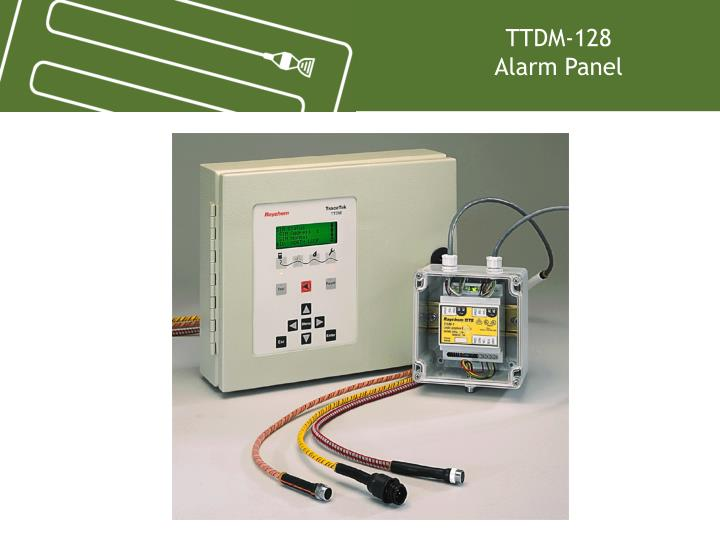 TTDM-128  Alarm Panel