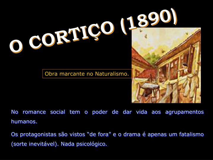 O CORTIÇO (1890)