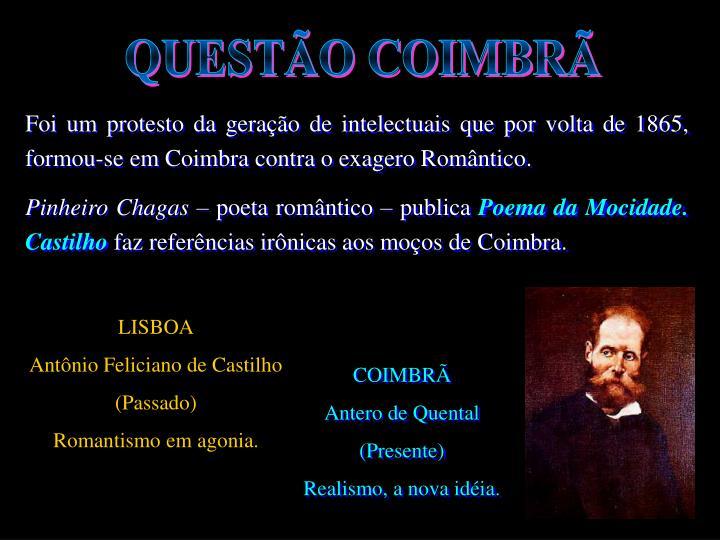 QUESTÃO COIMBRÃ