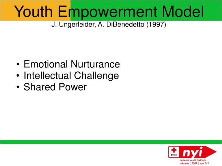 Youth Empowerment Model