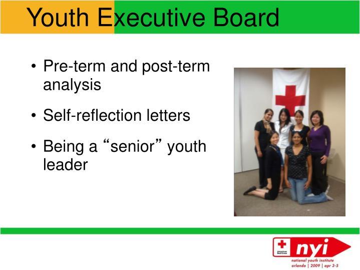Youth Executive Board