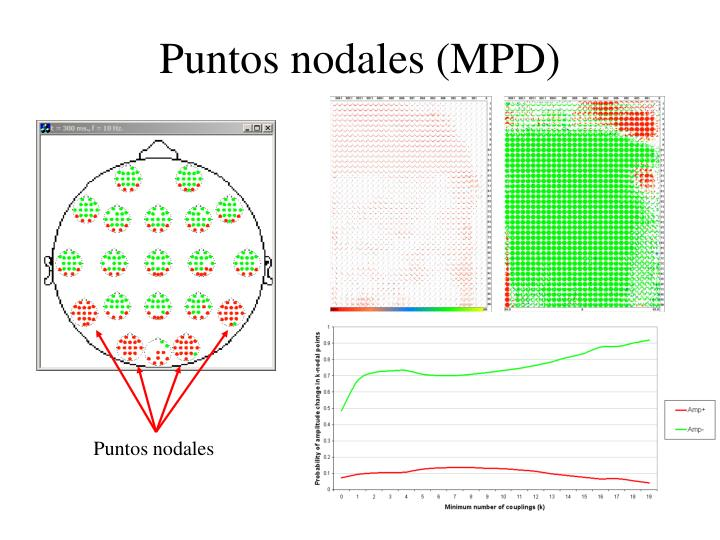 Puntos nodales (MPD)