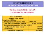 study objective 8 presentation analysis