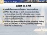 what is bpr