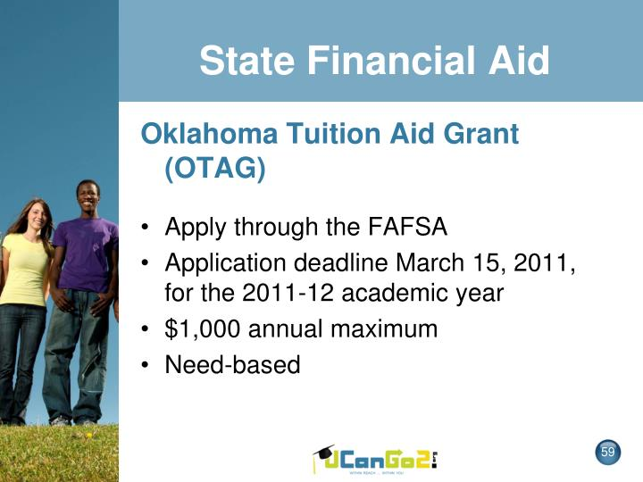State Financial Aid