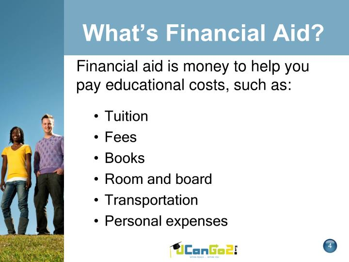 What's Financial Aid?