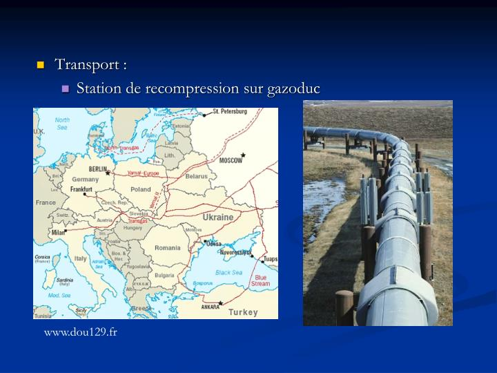 Transport :