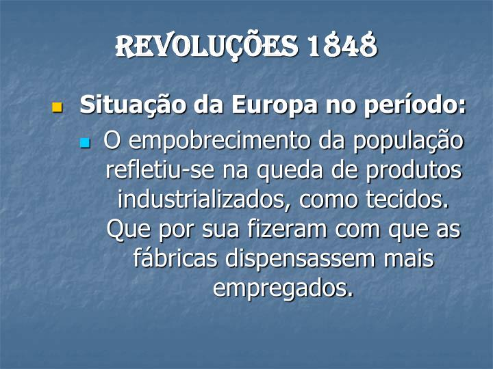Revoluções 1848