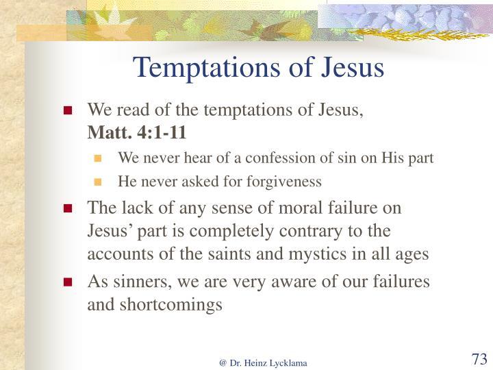 Temptations of Jesus